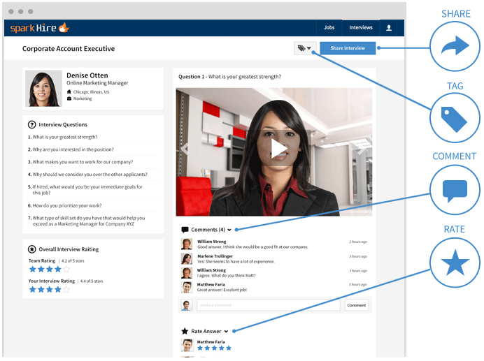 Interview Collaboration Tools
